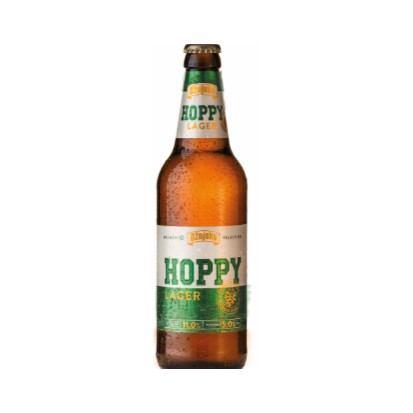 Pivo Ožujsko Hoppy lager 0,5 L