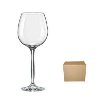 Čaše Chanson crno vino 460 ml 6/1