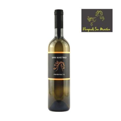 Vino Chardonnay 0,75 L San Martino