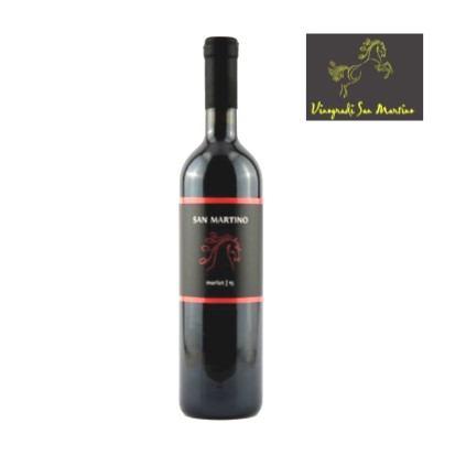 Vino Merlot 0,75 L San Martino