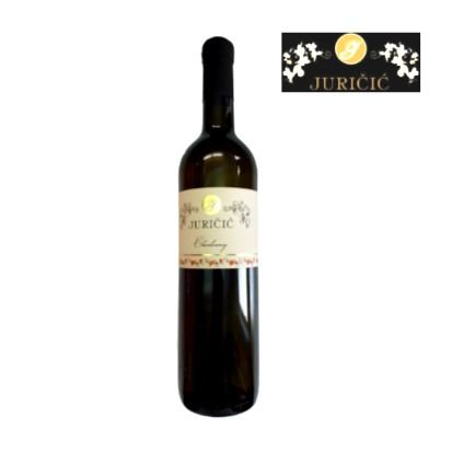 Vino Chardonnay 0,75 L Juričić