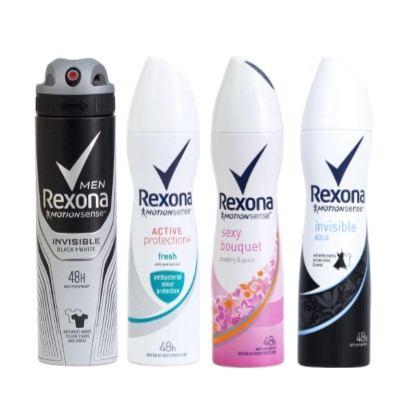 Deo spray Rexona razne vrste 150 ml