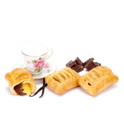 Češljić s čokoladno - vanilijevim nadjevom 100 g