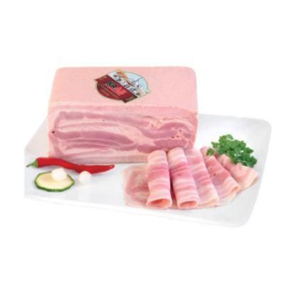 Prešana mesna slanina Kras, kg