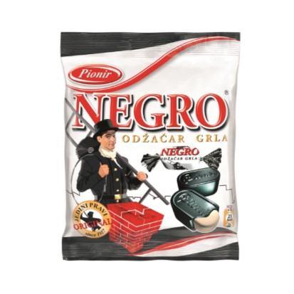 Bomboni Negro Pionir 100 g
