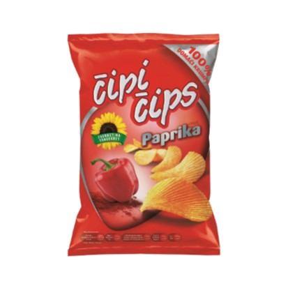 Čipi čips paprika 50 g