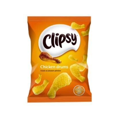 Clipsy max piletina 33 g
