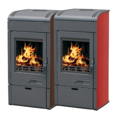 Plamen peć na drva Vesta 7 - 10 kW