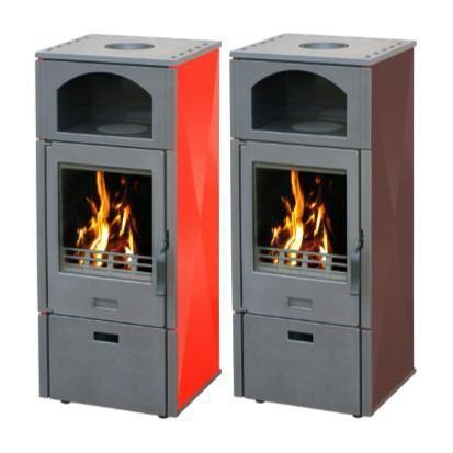 Plamen peć na drva Laguna 8 - 11 kW