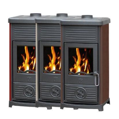 Plamen peć na drva Maestral 6 - 9 kW