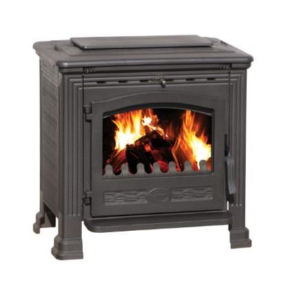 Plamen kamin na drva Tena 8 - 11 kW