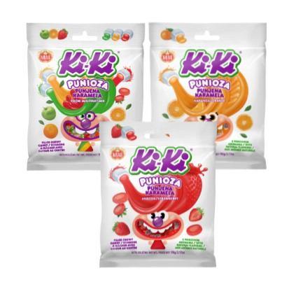 Bomboni Ki - Ki punioza voćni mix, jagoda, naranča 90 g
