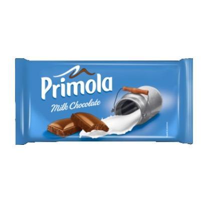 Čokolada Primola milk 80 g