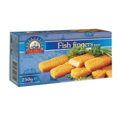 Panirani riblji štapići 250 g