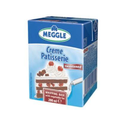Biljno vrhnje za šlag Creme pattiserie 200 ml