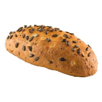 Kruh sa sjemenkama buče 400 g