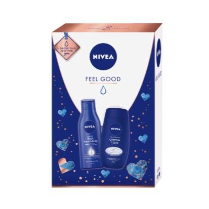 Poklon paket Nivea Feel good