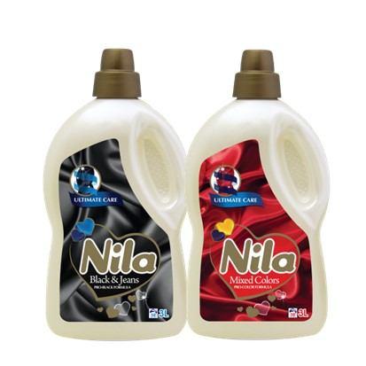 Deterdženti Nila mixed colors, black&jeans 3 L