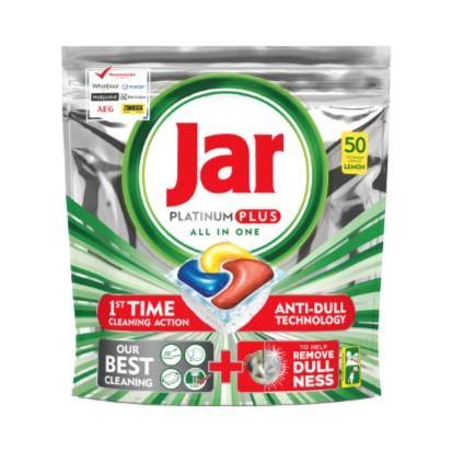 Tablete za suđe Jar Platinum plus 50 komada