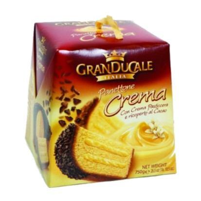 Granducale Panettone chantilly krema 750 g