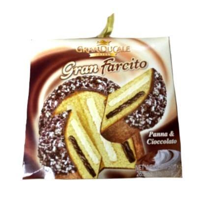 Granducale Panettone vrhnje&čokolada 750 g