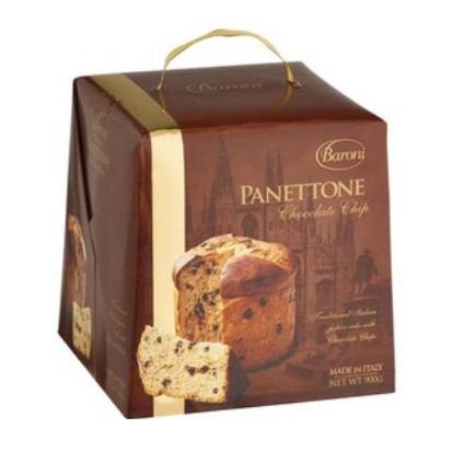 Baroni Panettone s kapljicama čokolade 900 g