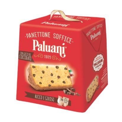 Paluani Panettone sa kapljicama čokolade 750 g