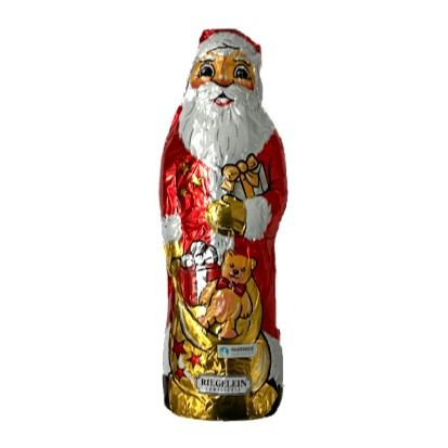 Čokoladna figura Djed Božićnjak Riegelein 150 g