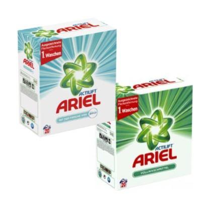 Deterdženti za rublje Ariel Febreze, Regular 1,3 kg