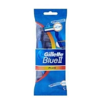 Jednokratne britvice Gillette blue II, 5 komada