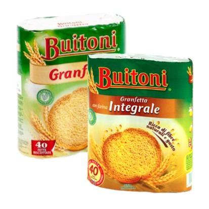 Dvopek Buitoni Granfetta i Granfetta integralni 300 g