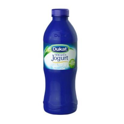 Tekući jogurt Dukat 2,8% m.m. 1 kg