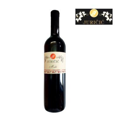 Vino Merlot 0,75 L Juričić