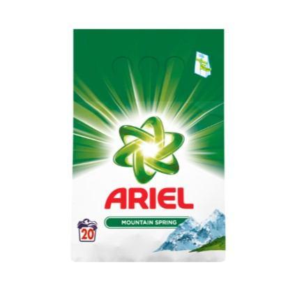 Deterdžent za rublje Ariel mountain spring 1,5 kg