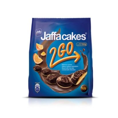 Keks mini Jaffa 2 GO 150 g