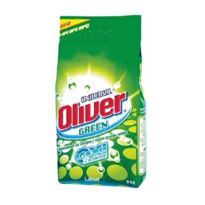 Deterdžent za rublje Oliver green 9 kg