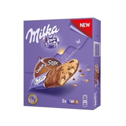 Milka Cookie snax 137,5 g