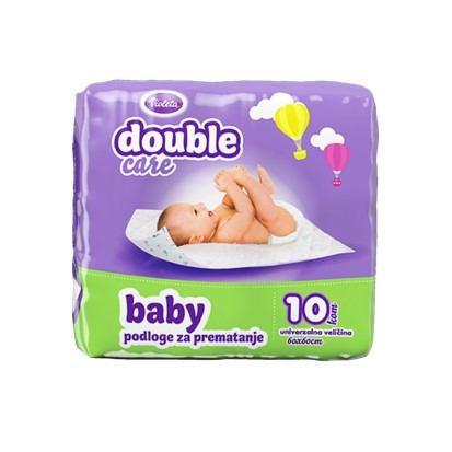 Baby podloga za prematanje Violeta 10 komada