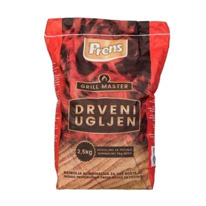 Drveni ugljen Grill master 2,5 kg
