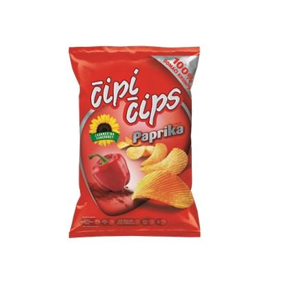Čipi čips paprika 65 g