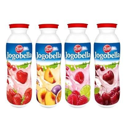 Jogobella drink breskva - marakuja, jagoda, višnja, malina 250 g