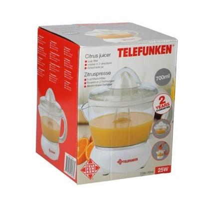 Sokovnik za agrume Telefunken 700 ml 25 W