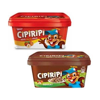 Krem namaz Cipiripi nougat, čokolada - vanilija 400 g