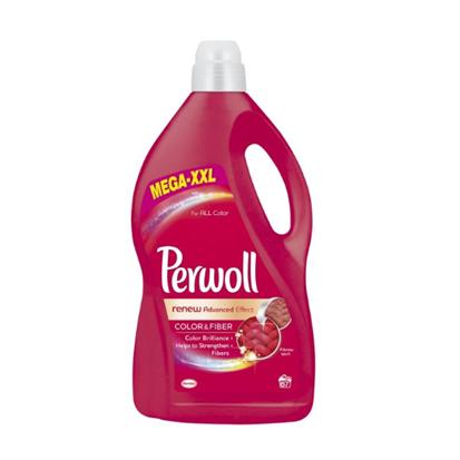 Deterdžent za rublje Perwol Renew advanced color 4,05 L