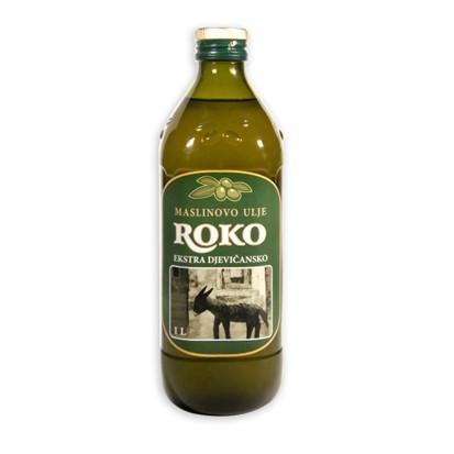 Ekstra djevičansko maslinovo ulje Roko 1 L