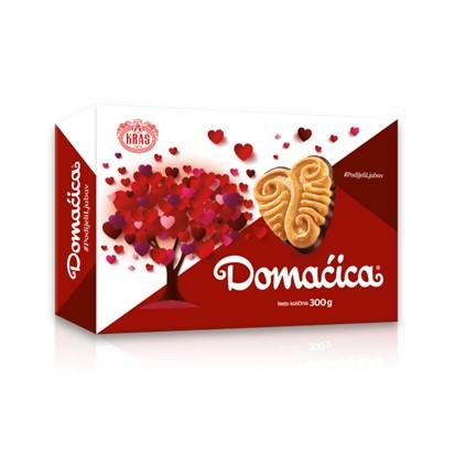 Keks Domaćica Podijeli ljubav 300 g