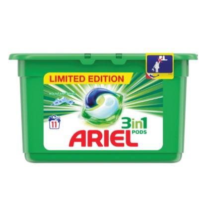 Ariel MS gel kapsule 11 kom