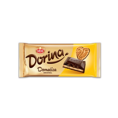 Čokolada Dorina Domaćica original 105 g