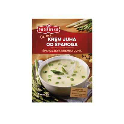 Krem juha od šparoga 55 g Podravka