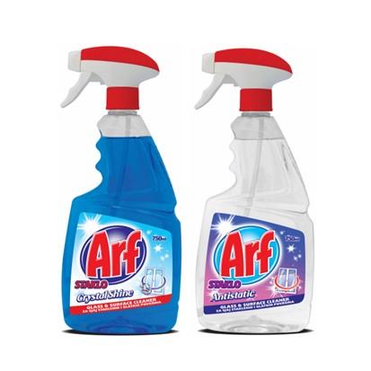 Sredstvo za stakla Arf, Arf antistatic 750 ml
